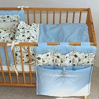 Mantinel, souprava do dětské postýlky, set for baby, kids, children, baby, kapsář, pillow, linen, povlečení, polštářek, cot