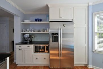 Where to Put the Microwave in Your Kitchen