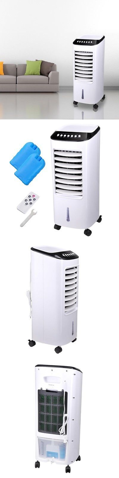 Portable Fans 20612: Portable Evaporative Air Cooler Fan Indoor Cooling Humidifier W Remote Control -> BUY IT NOW ONLY: $79.9 on eBay!