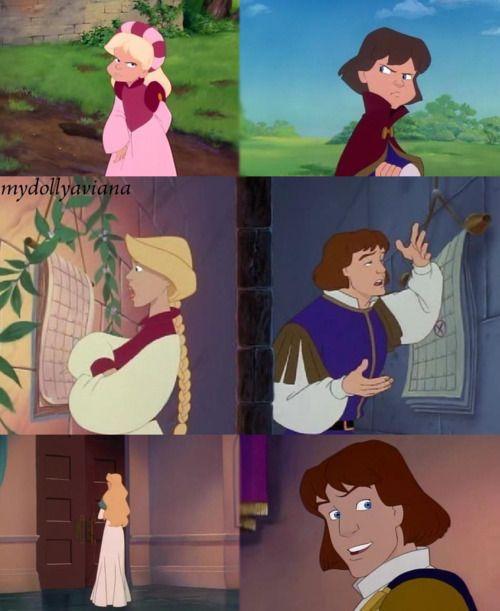 derek-odette-Swan Princess (Once agian, NOT Disney... but it works on the board)