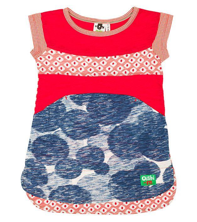 Yama T Dress, Oishi-m Clothing for Kids, Spring 2014, www.oishi-m.com