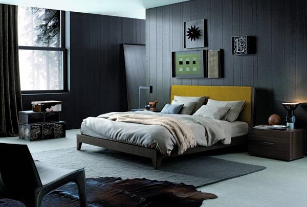 Modern done right at Poliform: Poliform Bedrooms, Bedrooms Concept, Bedrooms Design, Soo Chan, Studios Couch, Poliform Java, Beds Design,  Day Beds, Modern Bedrooms
