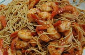 Bonefish Grill Copycat Recipes: Diablo Shrimp Fettuccine