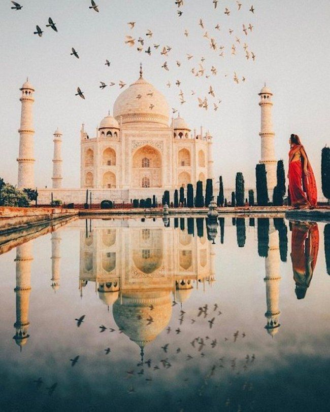 Welcome To The Taj Mahal: 21+ Breathtaking Images …