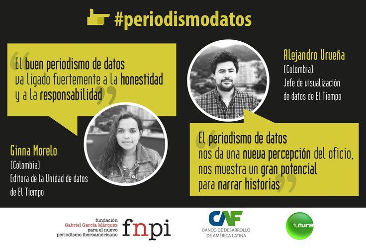 Más aprendizajes del taller de Periodismo de datos en temas ambientales aquí:  http://www.fnpi.org/index.php?id=72&tx_ttnews[tt_news]=2407&cHash=60f91a3edf2b3a70c0b2d97a5c359cf6  #periodismodatos CAF - banco de desarrollo de América Latina Canal Futura — con Matthew Caruana Galizia, Ginna Morelo, Alejandro Urueña Castro y Mar Cabra.