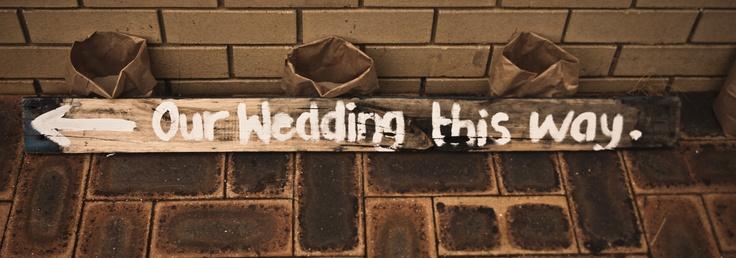 Wedding This Way.......