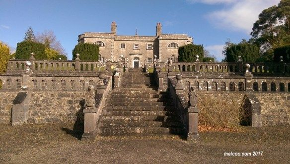 Belvedere House, 18th century Georgian villa in Westmeath, Ireland