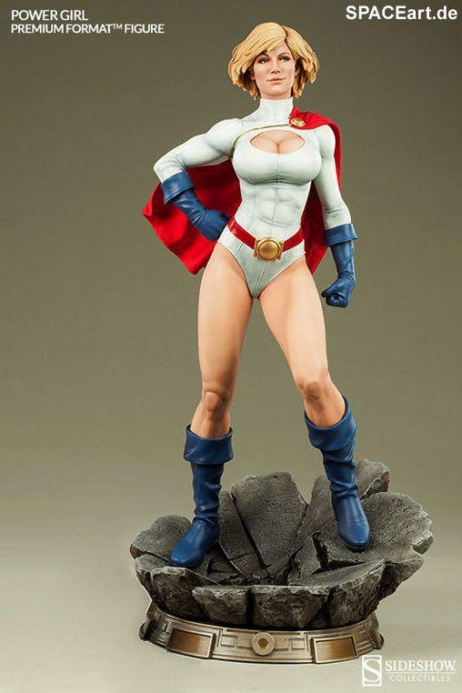 Power Girl: Premium Format Figur, Statue / Premium Format Figur ... http://spaceart.de/produkte/pwg001.php