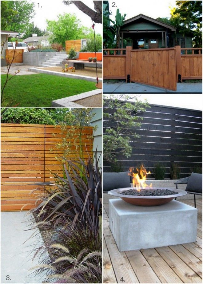 Modern Landscaping // The Effortless Chic