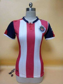Women Chivas 16-17 Season Home Soccer Jersey [H462]