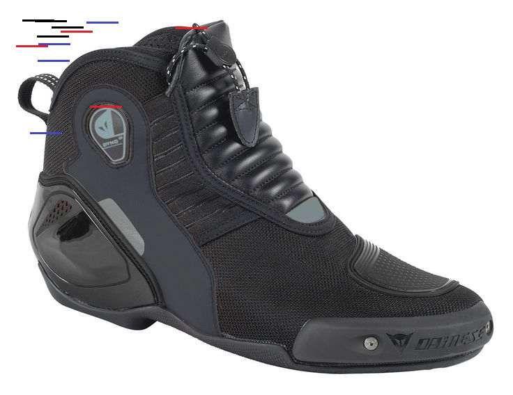 Dainese Dyno D1 Shoes RevZilla in 2020 | Motorradschuhe