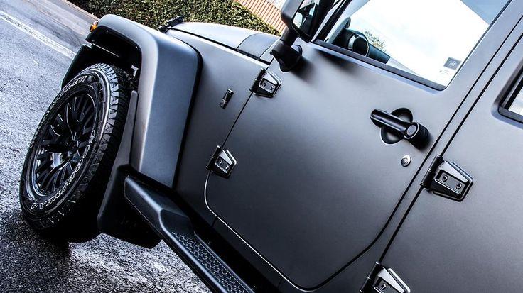 Jeep Wrangler Sahara 2.8 Diesel 4DR - Chelsea Truck Company CJ300 LE Auto