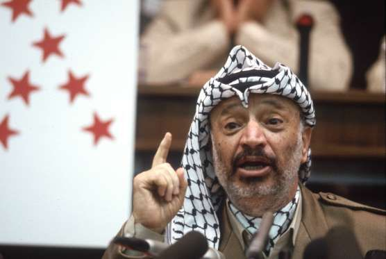 NOV. 11, 2004: PALESTINIAN LEADER YASSER ARAFAT DIES  The first president of Palestinian National Authority (interim self-government body established in 1994) passed away at the age of 75 from a hemorrhagic stroke. He served as the chairman of the armed outfit, Palestine Liberation Organization (PLO), from 1969 to 2004.