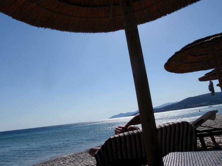 Mykali Beach