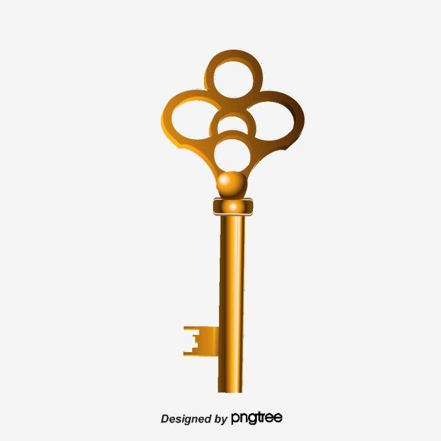 Key Golden Key Ancient Key Png Transparent Clipart Image And Psd File For Free Download Vetores Png Imagens Vetor