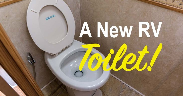 When our RV toilet broke it was a huge relief that our RV extended warranty picked up the tab for installing a new one!   More info at this link: http://roadslesstraveled.us/rv-toilet-replacement-with-rv-extended-warranty/