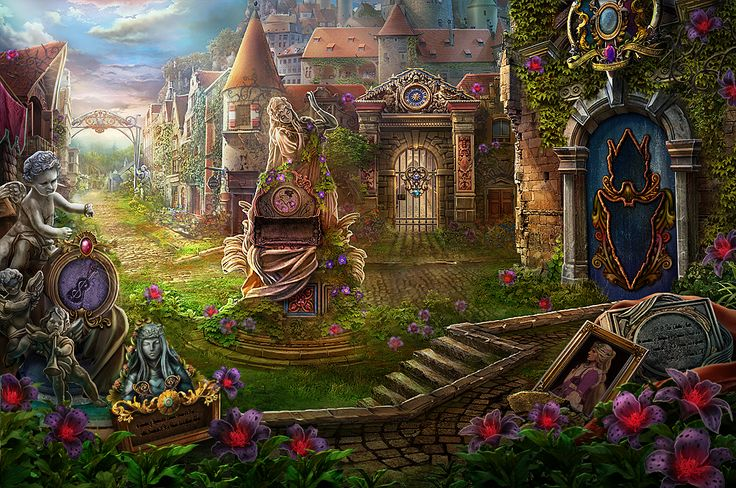 Big Fish Games | Dark Parables: Ballad of Rapunzel #darkparables, #BalladofRapunzel, #Rapunzel