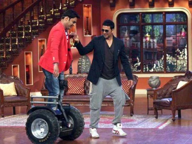 Comedy Nights With Kapil Finale Kapil Sharma's Jokes, Akshay Kumar-Nimrat Kaur Promote Airlift-3