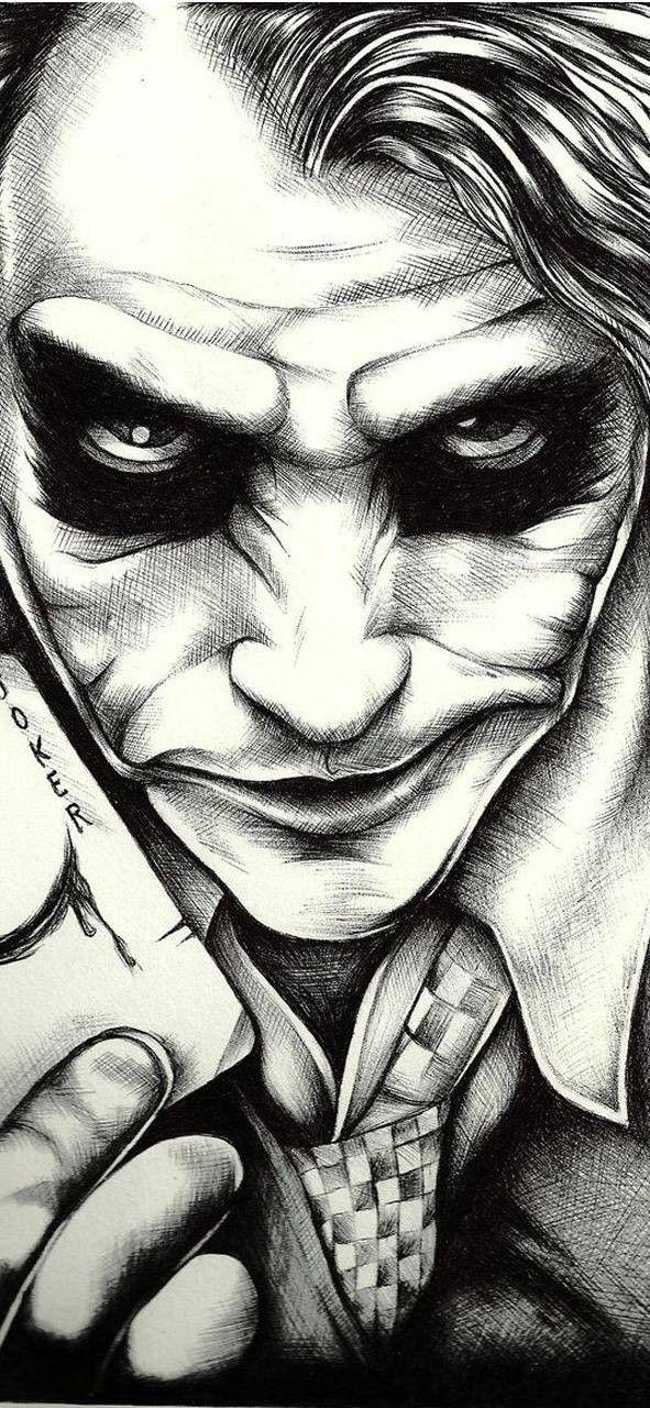 𝐉𝐨𝐤𝐚𝐫 𝐔𝐥𝐭𝐫𝐚 𝐇𝐃 𝟒𝐊 𝐖𝐚𝐥𝐥𝐩𝐚𝐩𝐞𝐫 𝐢𝐬 𝐇𝐞𝐫𝐞 𝐖𝐡𝐲 𝐒𝐨 𝐒𝐞𝐫𝐢𝐨𝐮𝐬 Joker Face Tattoo Joker Sketch Joker Drawings
