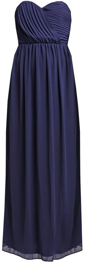 Pin for Later: 50 Gorgeous Bridesmaid Dresses Under £50  TFNC Mona Navy Occasion Dress (£45)