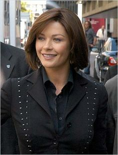 Catherine Zeta Jones Short Hair Oceans 12