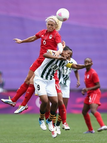 28-07-2012 - Football - FB - Women - KYLE Kayly