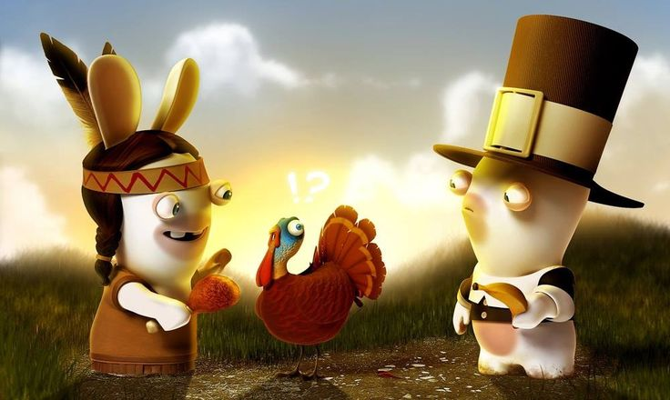 Bwah Thanksgiving Turkey Bwaaah Bwah My Rabbids Interiors Inside Ideas Interiors design about Everything [magnanprojects.com]