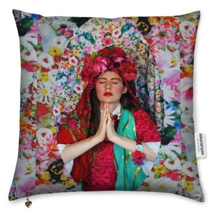 Bags of Love Design Competition - Vote for this cushion designed by me (Lally MacBeth)