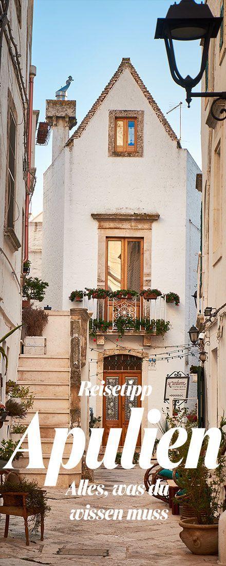 Travelogue Puglia: Holidays in the postcard idyll – Reisen