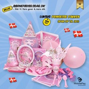 Inspiration til Børnefødselsdag: Tema fødselsdag for børn