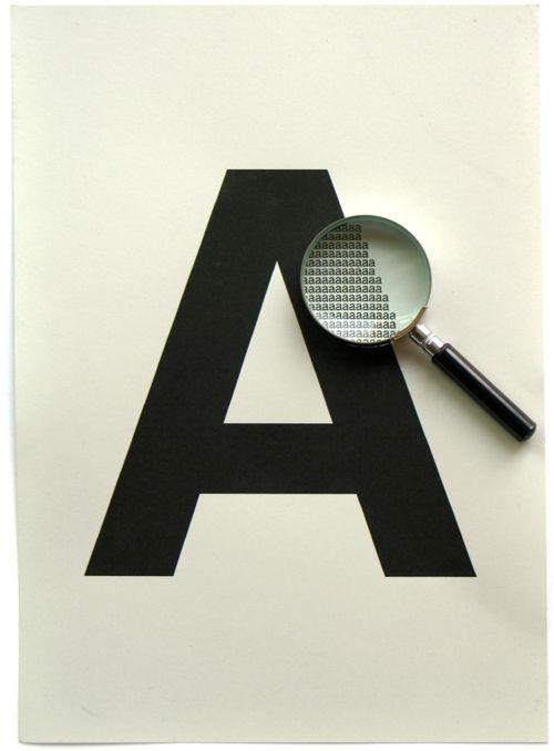 ★ A a