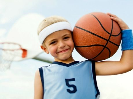 No matter your child's skill level or shooting ability, he or she is sure to have fun playing one of these five basketball games.