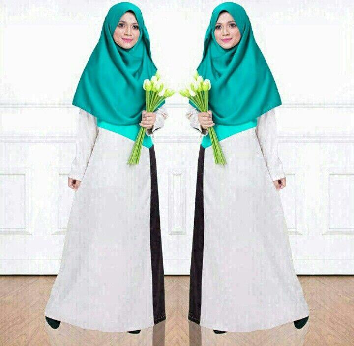 Hijab & jubah @muslimahclothing