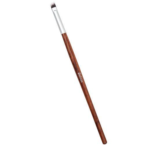 Sefiros Šikmý štetec na očné tiene s rukoväťou z červeného dreva Red Wood (Eyeshadow Brush Angular)