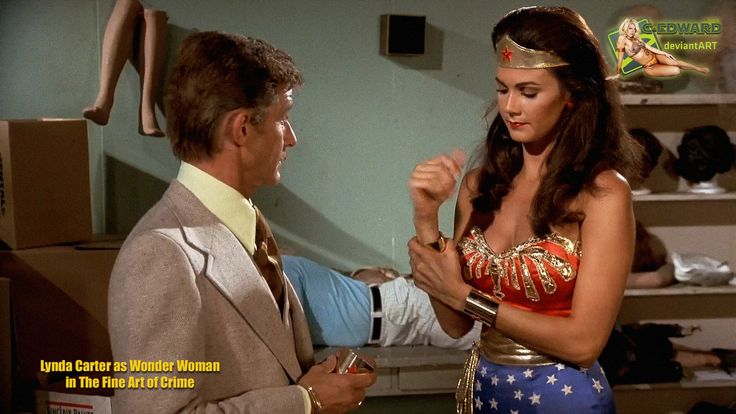Lynda Carter | Wonder Woman | TFAC068 by c-edward.deviantart.com on @DeviantArt