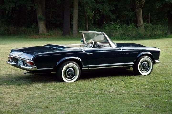 Mercedes Benz SL 1960