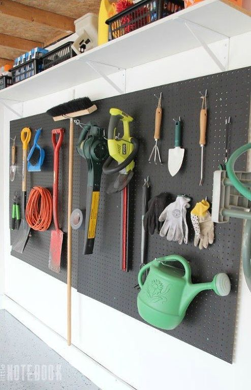1000 ideas about space saving storage on pinterest space saving ikea bathroom storage and - Space saving garage shelves ideas must have ...