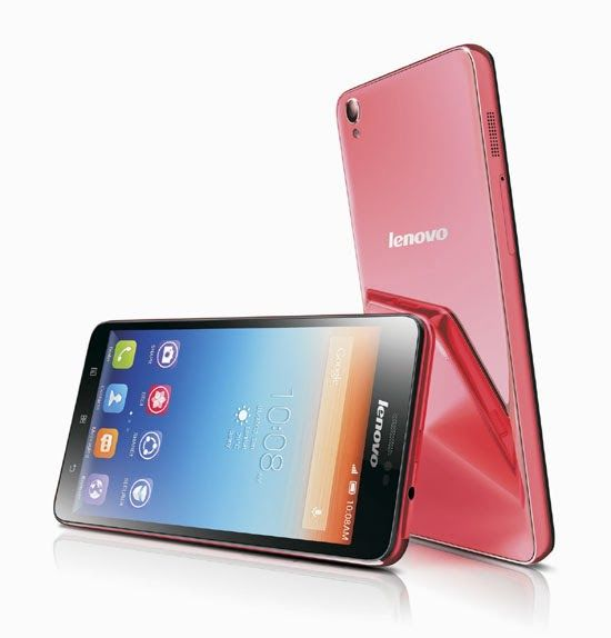 MWC 2014: Lenovo announces dual-SIM S850 phone.