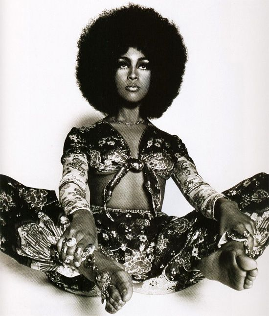 http://youtu.be/59K2kF6o9Tk Brown Sugar by the Rolling Stones. The beautiful Marsha Hunt had a passionate affair with Mick Jagger that produced a love child. She inspired him to write Brown Sugar before dumping her and not acknowledging the baby until years later....ohh Michael