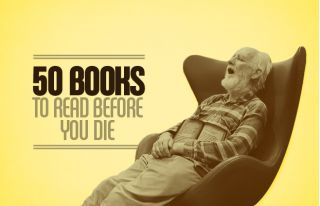 50 Books To Read Before You Die. Impressed with myself I have read quite a few on here