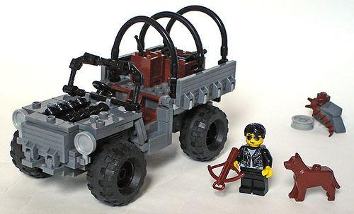 War Games - Post apoc vehicle