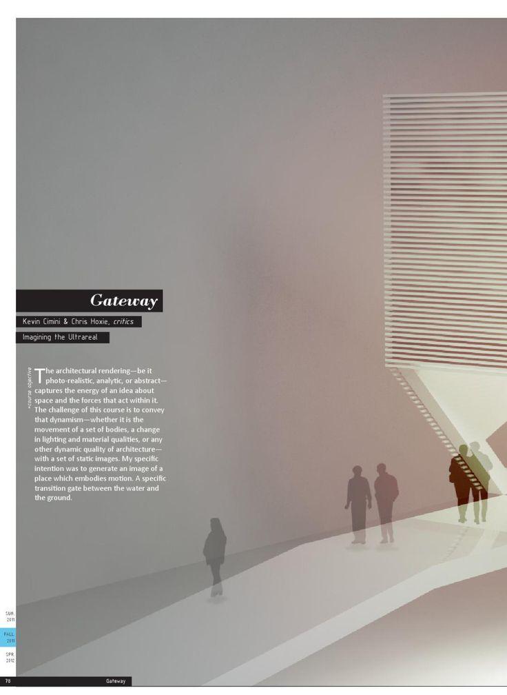 #ClippedOnIssuu from Architecture Portfolio. Columbia University