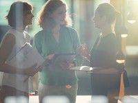 Erfolgreiche Frauen setzen klare Ziele – und motivieren ihr Team