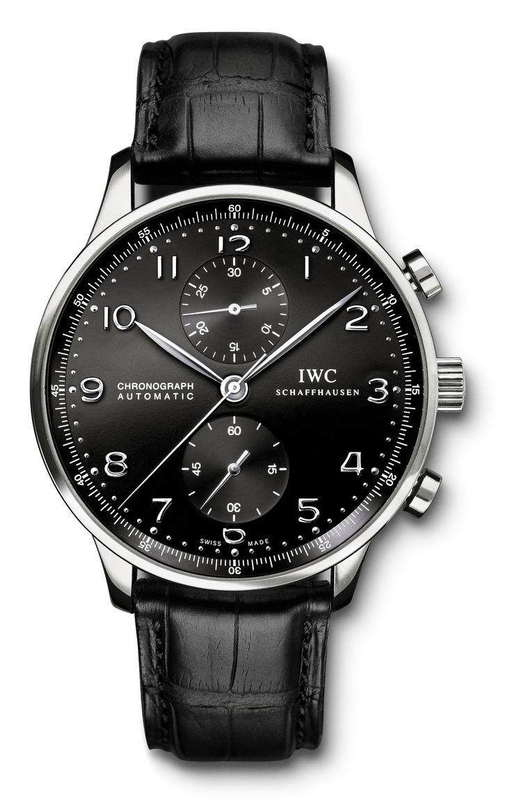 IWC Schaffhausen Chronograph
