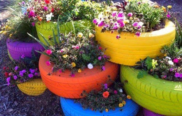 Flower...pots! ~ ...Γλάστρες! | Smile Greek