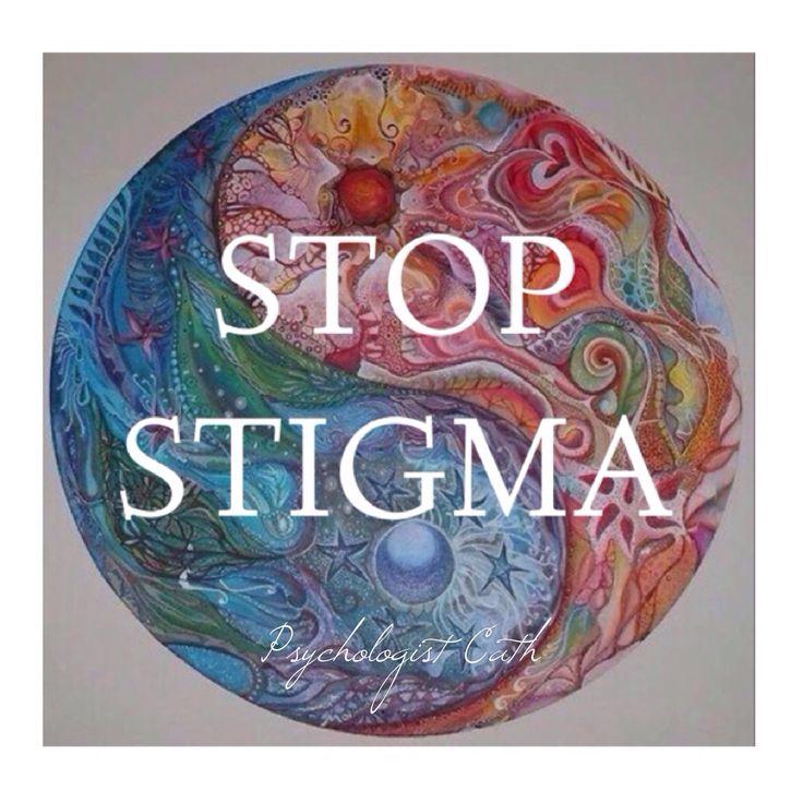 Stop Stigma. Psychology.
