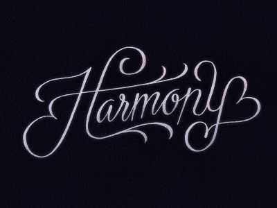 Dribbble - Harmony by Simon Ålander