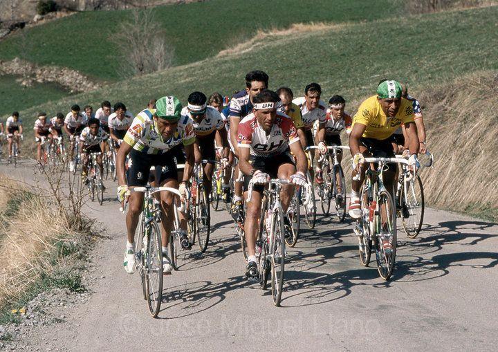 Fabio Parra Vuelta España 1989