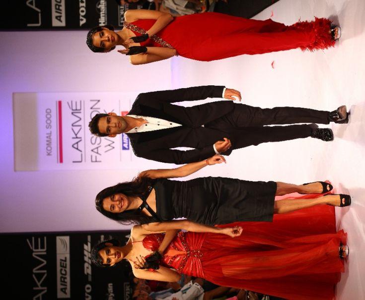 Lakme Fashion Week Winter/Festive 2012 Day 2 - KomalSood: Fashion Weeks, Week Winter Festive, Komal Sood, Lakme Fashion, Winter Festive 2012