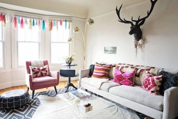 1000+ Ideas About Deer Head Decor On Pinterest